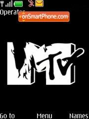 Mtv theme screenshot