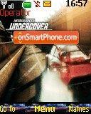 Nfs Undercover 09 es el tema de pantalla