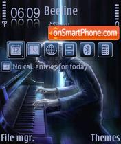 Canon in D'Major tema screenshot
