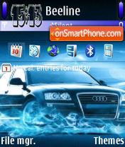 Transporter theme screenshot