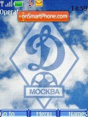 Dinamo Moskow tema screenshot