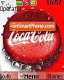 Coca Cola 10 theme screenshot
