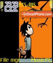 Spook es el tema de pantalla