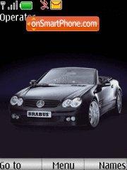 Mercedes-benz tema screenshot