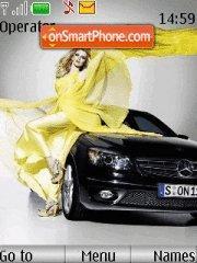 Mercedes-benz Theme-Screenshot
