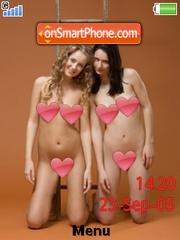Nicolette and Kinga es el tema de pantalla
