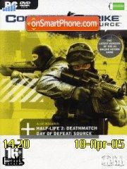 Counter-Strike Source es el tema de pantalla