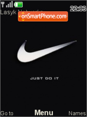 Скриншот темы Nike and Adidas