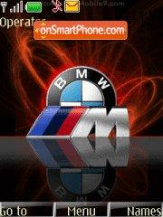 Bmw Logoz tema screenshot