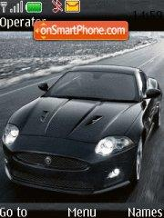 Jaguar xkr s 2009 theme screenshot