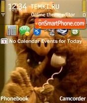 Alf es el tema de pantalla
