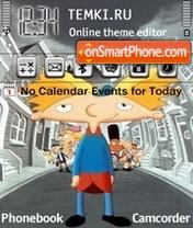Hey Arnold 01 theme screenshot