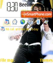 Alexander Rybak 01 theme screenshot