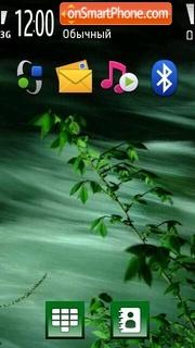 Green 10 es el tema de pantalla