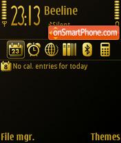 Ox Year FP1 theme screenshot