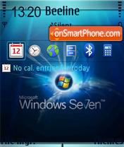 Windows 7 Fp1 es el tema de pantalla