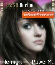 Rudneva Ania theme screenshot