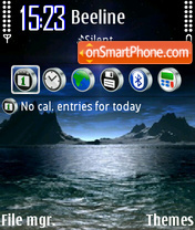Nature 03 theme screenshot