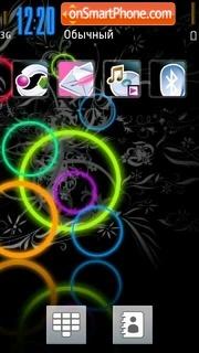 Abstract-v.4 tema screenshot