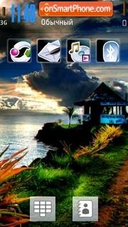 Pure Nature theme screenshot