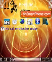 Pro100 Abstract theme screenshot