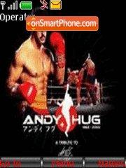 Andy Hug tema screenshot