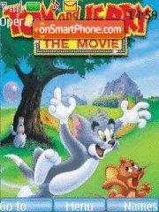 Tom and Jerry tema screenshot
