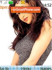 Krishma Kapoor Theme-Screenshot