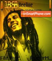 Reggae Man tema screenshot