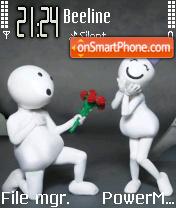 Vodafone Zoozoo Love es el tema de pantalla