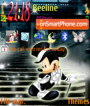 Mickey 06 theme screenshot
