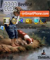 Friendship 03 theme screenshot