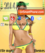 Alexis Lepiz theme screenshot