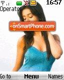 Amrita Rao 06 theme screenshot
