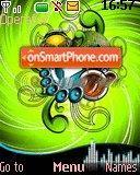 Music Player theme screenshot