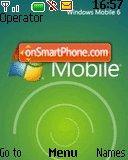Windows Mobile 2010 es el tema de pantalla