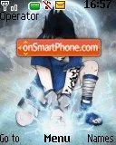Sasuke Uchiha 02 es el tema de pantalla