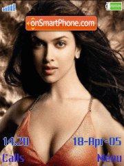 Deepika es el tema de pantalla