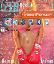 Capture d'écran Jodie Marsh thème
