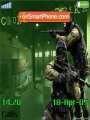 Counter-Strike Source Zombi es el tema de pantalla