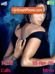 Priyanka es el tema de pantalla