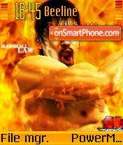 Tekken 06 es el tema de pantalla