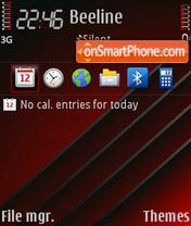 Blade TI theme screenshot