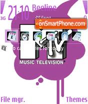 Mtv 03 es el tema de pantalla