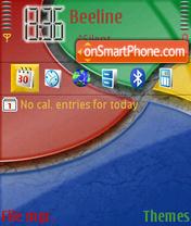 Apogee theme screenshot
