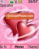 Hearts 03 es el tema de pantalla