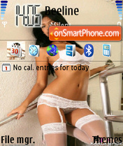 Karla Spice theme screenshot