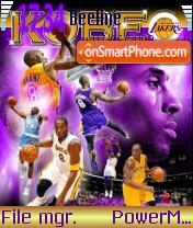 Kobe 01 theme screenshot