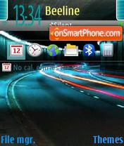 Tunel theme screenshot