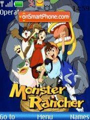 Monster Rancher es el tema de pantalla